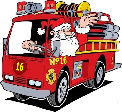 пожарный новый год